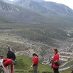 Trek in the vally of Dzongsar of Kham