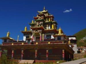 surmang monastery
